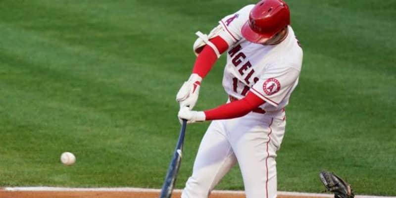 "【MLB】タイミング外された直後に三塁打 大谷翔平の""対応力""に相手先発「素晴らしいを超越」"