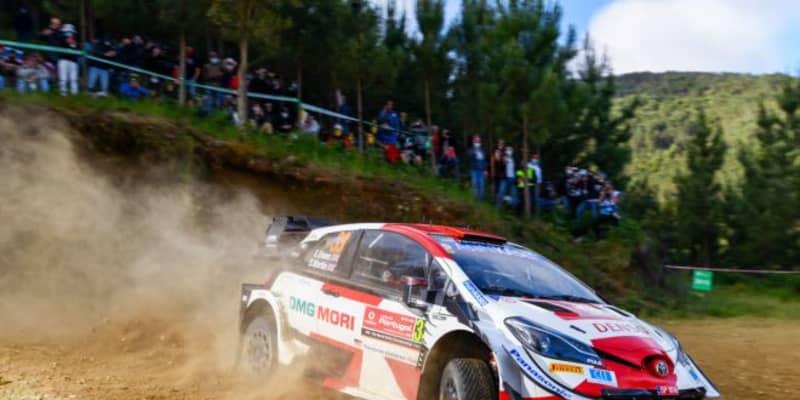 トヨタのエバンス、WRCポルトガルで今季初優勝。勝田貴元は自己ベストの4位