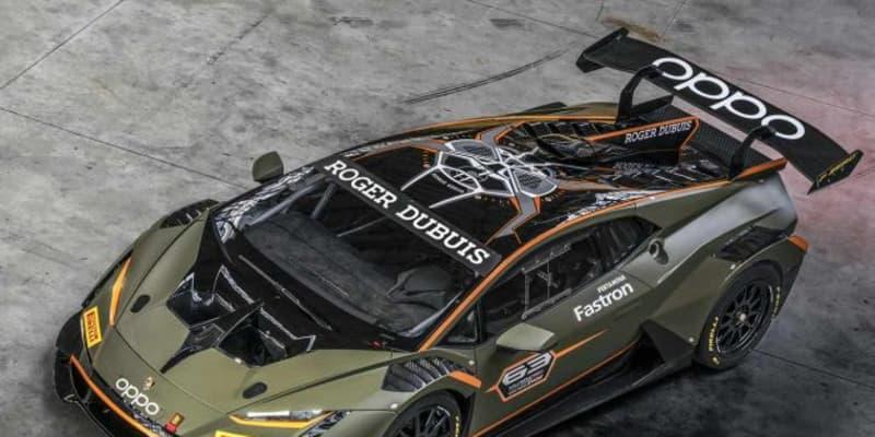 『ランボルギーニ・ウラカン・スーパートロフェオEVO2』発表。将来のロードカーのスタイリング要素も
