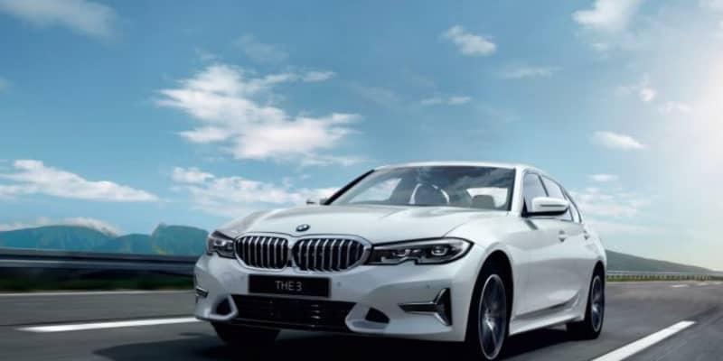 BMW、基軸セダン『3/5/7シリーズ』に日本法人設立40周年記念の限定車を設定
