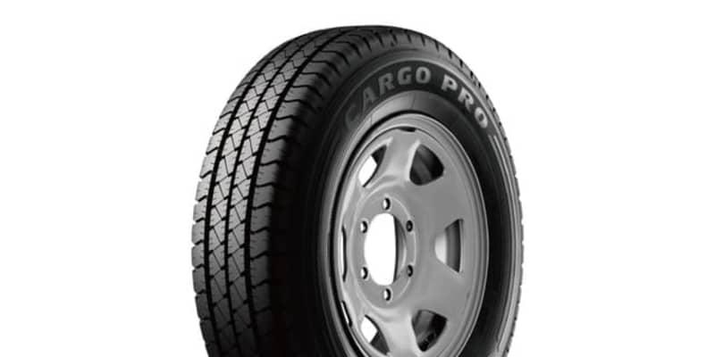 中国生産なのに「MADE IN JAPAN」、グッドイヤー商用車用タイヤに誤表示ラベル貼付の可能性