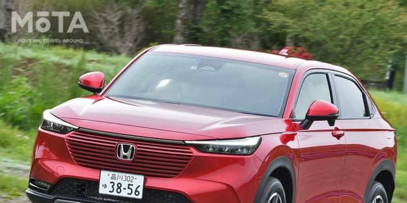 新型ヴェゼル購入者の9割以上が選ぶのはハイブリッド「e:HEV」、しかし30万円以上安い1.5リッターガソリン版も実は狙い目だった!