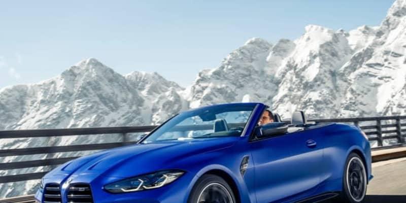 BMW M4 新型にカブリオレ、510馬力の「コンペティション」のみ…欧州発表