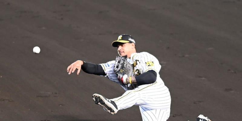 阪神逆転負け 魔の六回、マルテのエラーで決勝点 佐々木朗に初勝利献上