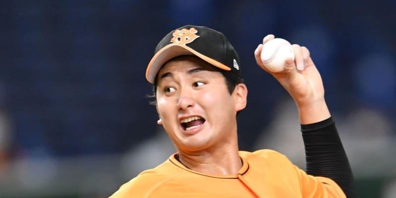 巨人敗戦も横川が光明 今季初登板5回2失点 宮本投手チーフコーチ「次につながる」