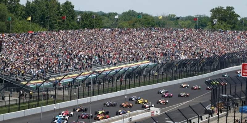 【順位結果】第105回インディアナポリス500マイルレース決勝レース結果