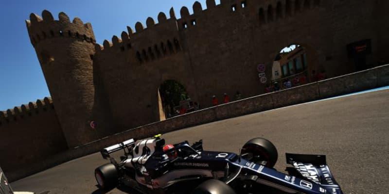 アルファタウリ・ホンダのガスリーが最速。角田は8番手【タイム結果】F1第6戦アゼルバイジャンGPフリー走行3回目