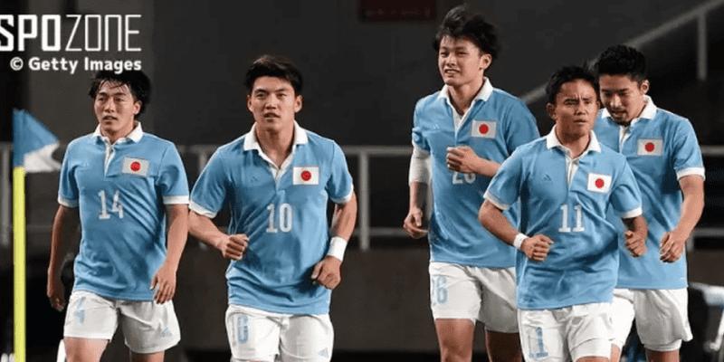 U-24日本代表がゴールラッシュ!堂安や久保躍動でガーナを6発粉砕!