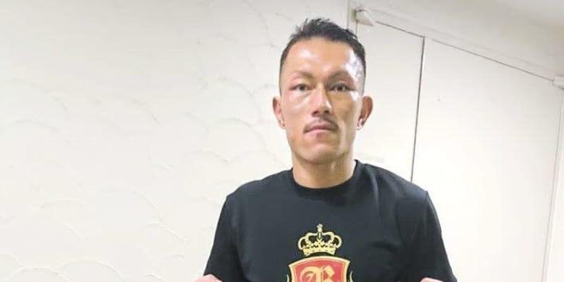 34歳3女の父・赤穂 現役警官の杉田を3回KO11連勝!3度目世界挑戦あきらめん