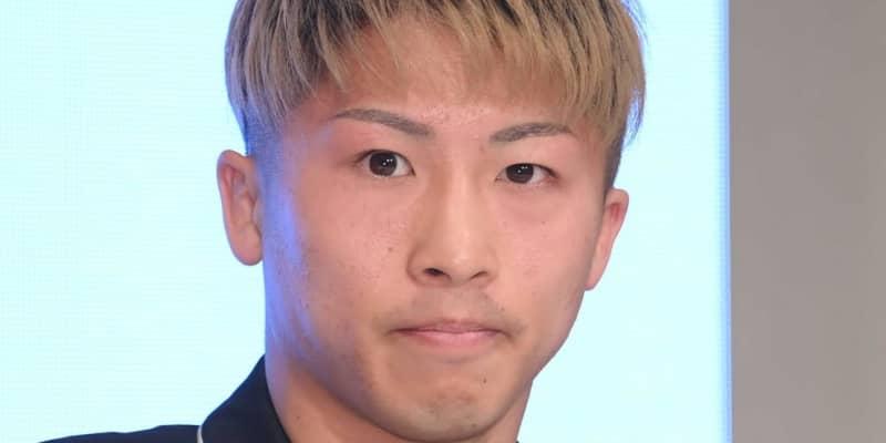 井上尚弥 武居由樹と12回マスボクシング「対ダスマリナスに向けていい練習」