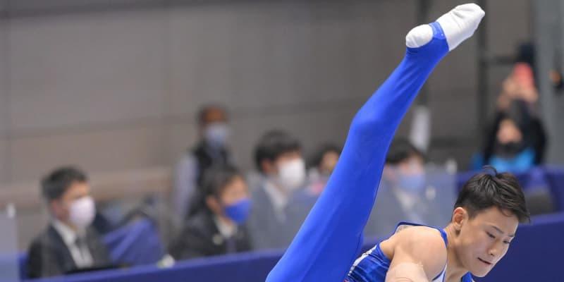 体操・18歳北園丈琉が猛追!4月右ひじ剥離骨折から奇跡の五輪へ「代表は僕しかいない」