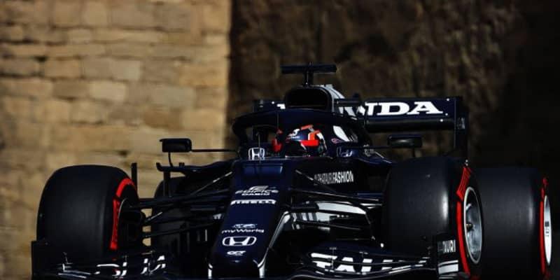 角田裕毅が初のQ3進出で8番手。ポールはルクレール【順位結果】F1第6戦アゼルバイジャンGP予選