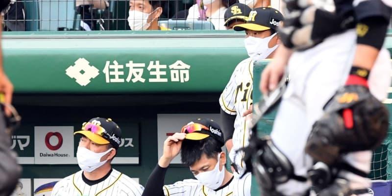 阪神・矢野監督 急きょ先発の西純に物足りなさ指摘「攻めていくところを見たかった」