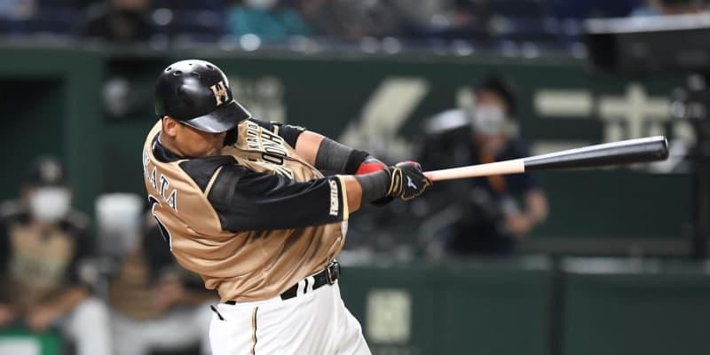 日本ハム・中田翔 1カ月ぶり打点「試合に勝てたことが大きい」
