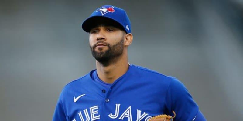 【MLB】左翼後方からダイレクト… ボールがグングン伸びる衝撃レーザーに「鳥肌が止まらない」