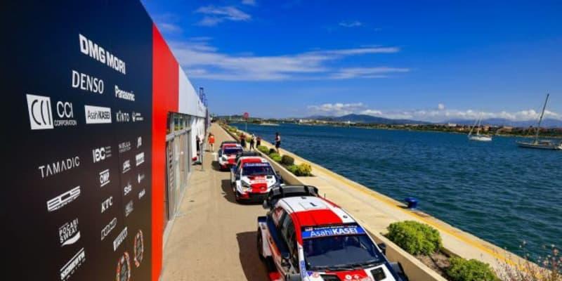 【順位結果】2021年WRC第5戦イタリア SS20後