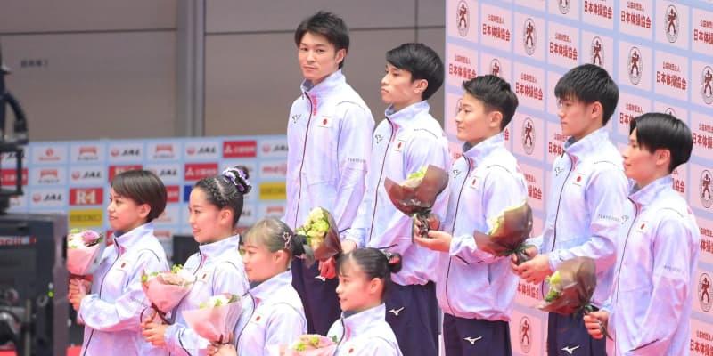 体操 史上初の団体金チームが総入れ替わりも連覇射程 水鳥強化本部長「金狙える」