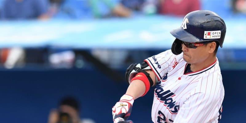 ヤクルト・青木 今週6戦12安打8打点大暴れ「今日勝てたのは大きい」