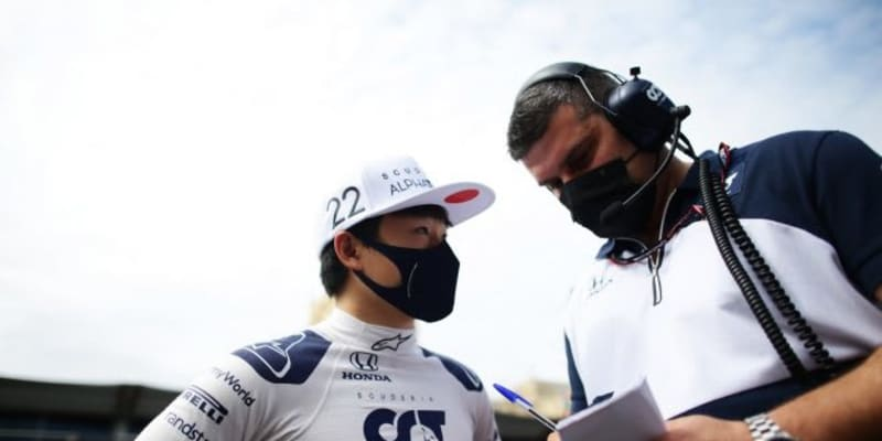 角田裕毅7位で2回目の入賞果たす「赤旗後に順位を落としたことが悔しいが、ポジティブなレースだった」F1第6戦
