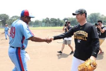 元巨人クロマティ氏、軟式野球監督を引き受けたワケ 「日本に恩返しをしたい」