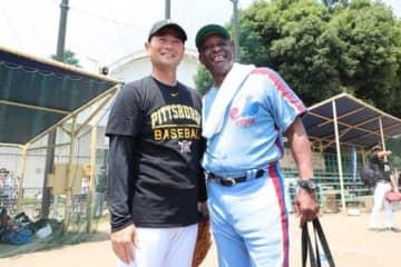元巨人・桑田氏がクロマティ氏と再会し感慨 「いつもあの笑顔がある」