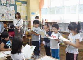 参加者が研さんを深めた、児童自身の気付きを尊重した活発な授業