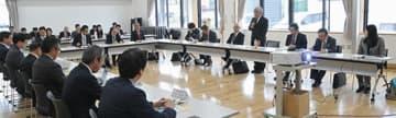 実行委を設立した第2回伊達洞爺湖ミュージアム地域振興プラットフォーム総会