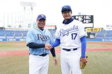 【MLBドリームカップ】岩村氏&マック鈴木氏がゲストで登場 マック鈴木氏は西武菊池に太鼓判「大丈夫」