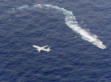 米軍 アメリカ軍 岩国基地 岩国 山口県 墜落 訓練 空中給油 給油 事故