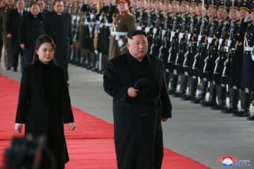 北朝鮮 金正恩 金委員長 中国 習近平 国家主席 アメリカ トランプ 貿易戦争