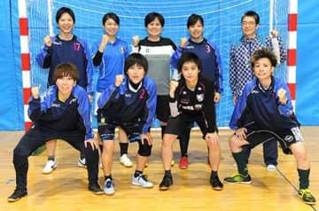 目指すは初の全国 フットサル沖縄県選抜 きょう九州大会