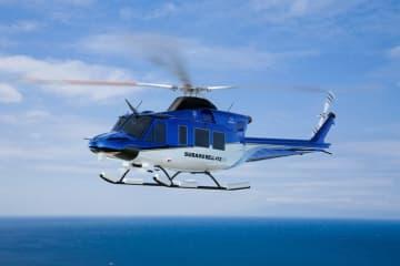 スバル 「ベル 412EPX」 ヘリコプター