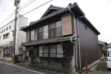 市が開設したお試し住宅「松原の家」=大村市松原本町