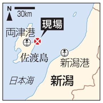 新潟県・新潟港、佐渡島・両津港、現場