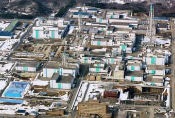 青森県六ケ所村に建設中の使用済み核燃料再処理工場