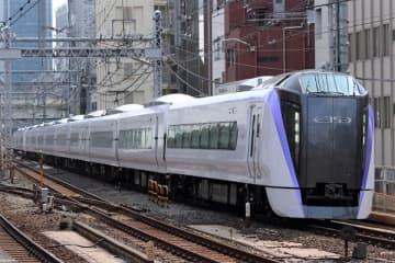 常磐線・中央線特急、チケットレス利用で300円割引き 3月14日から