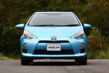 トヨタ アクア(2011年モデル)