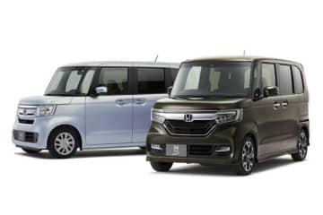 ホンダ N-BOX 「N-BOX」シリーズが2018年度新車販売台数1位