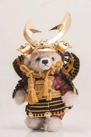 サンヨープレジャーなどが初めて販売するテディベアの五月人形