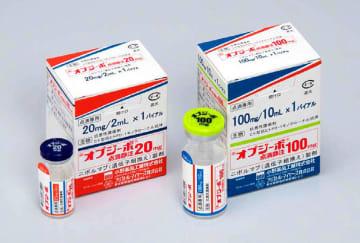 がん治療薬「オプジーボ」