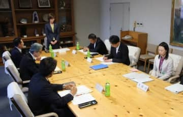 「聖火フェスティバル」に向けた県実行委の初会合