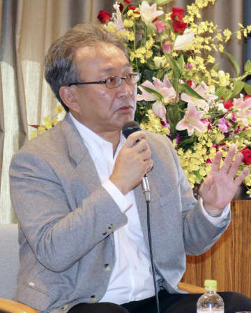 遠藤龍之介氏