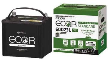GSユアサが6月に発売する自動車用鉛バッテリーの新シリーズ