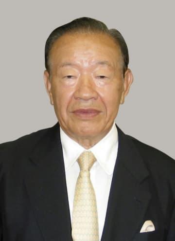 死去した野呂田芳成氏