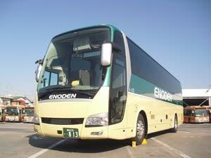 江ノ電バス、夜行高速バスから撤退 大阪・京都~小田原・藤沢・鎌倉線は南海バス・和歌山バス共同運行に