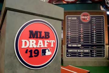 MLBのドラフト会議が始まった【写真:AP】