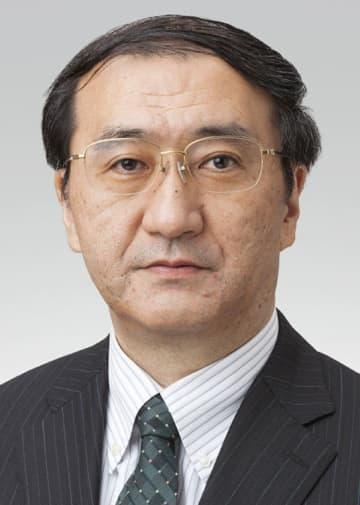 ジャパンディスプレイの月崎義幸社長