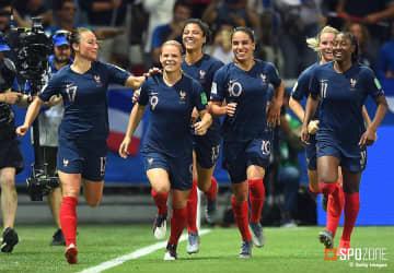 PKで競り勝ったフランスが2連勝を達成