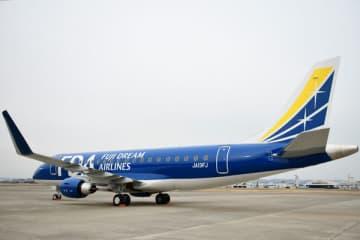 フジドリームエアラインズ、8月の運航計画変更 一部路線と便の運航追加 画像