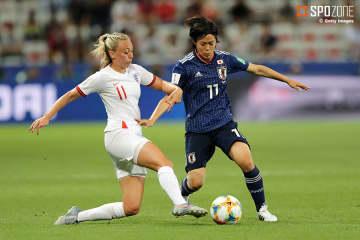 イングランドに完敗したなでしこジャパン